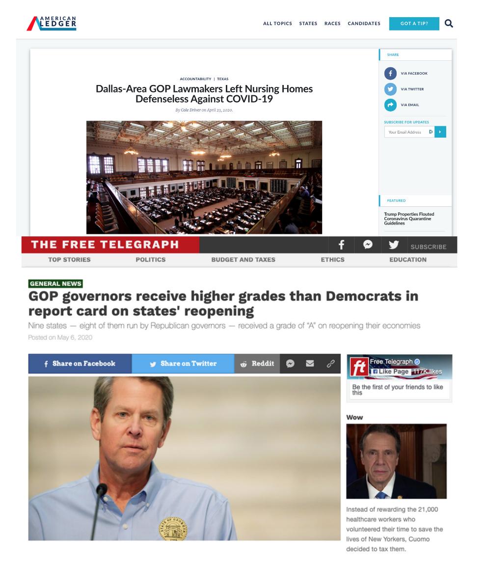 Misinformation Monitor: May 2020